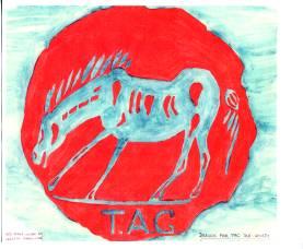 Tiverton Archaeology Group logo