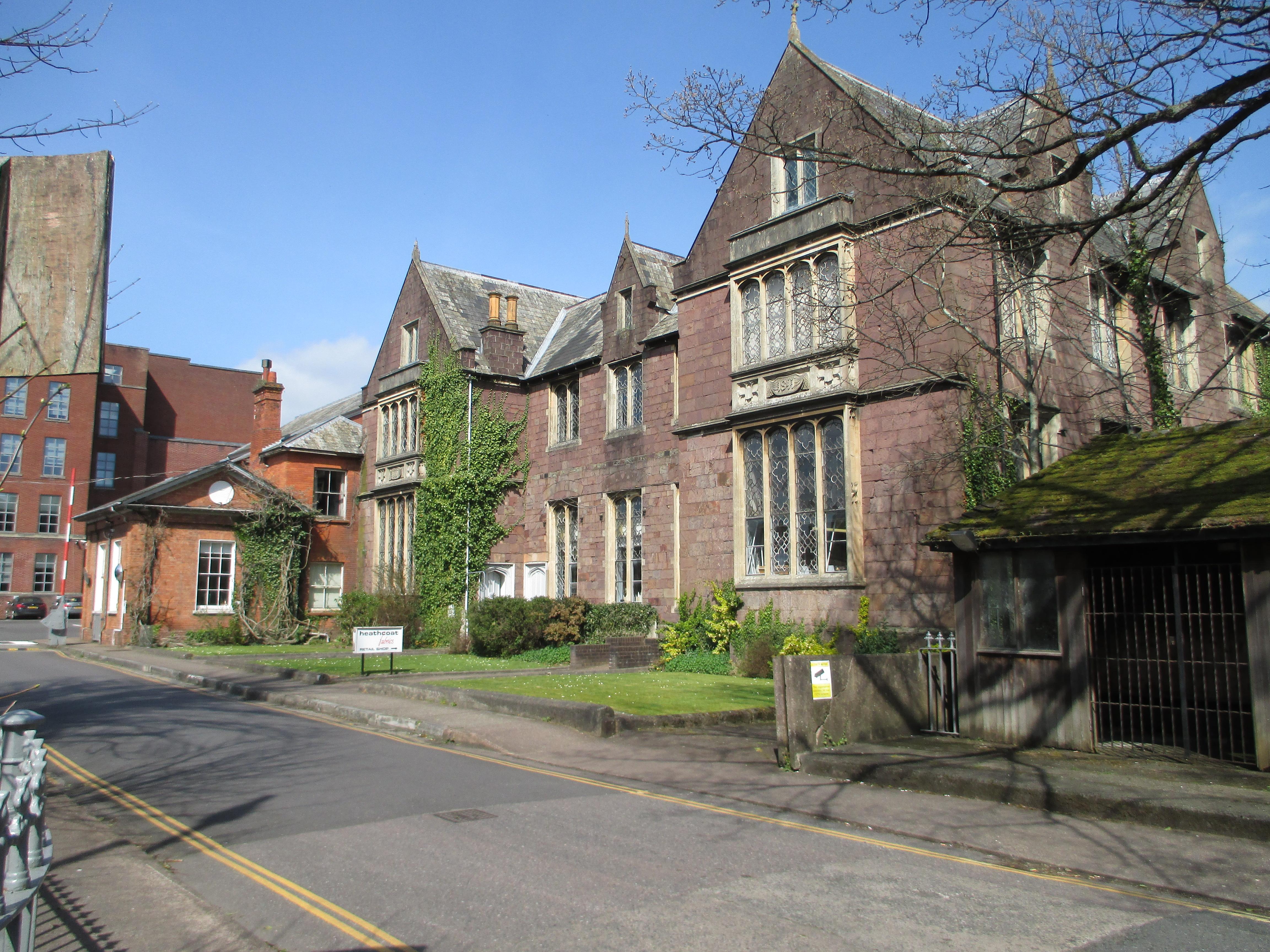 Former Heathcoat School (1841)