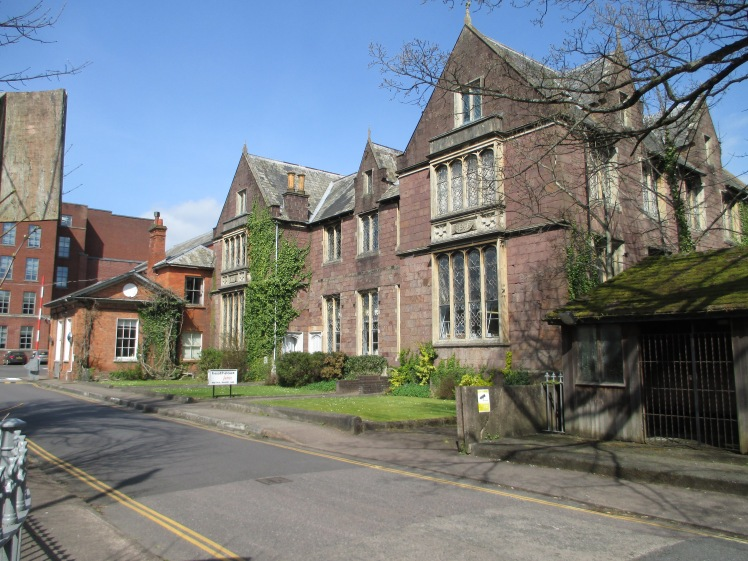 Former Heathcoat School (1841)