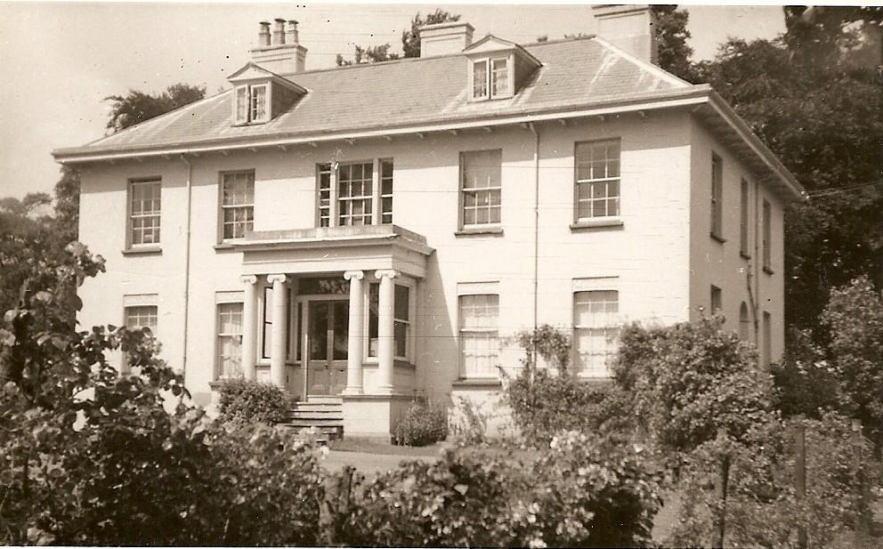 Evans Collection, No. 11, Exeleigh House, 1949.