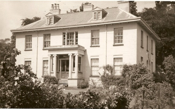 Evans Collection, No. 11, Exeleigh House, 1949.